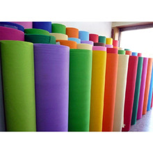 colorful polyester felt 4mm for sale