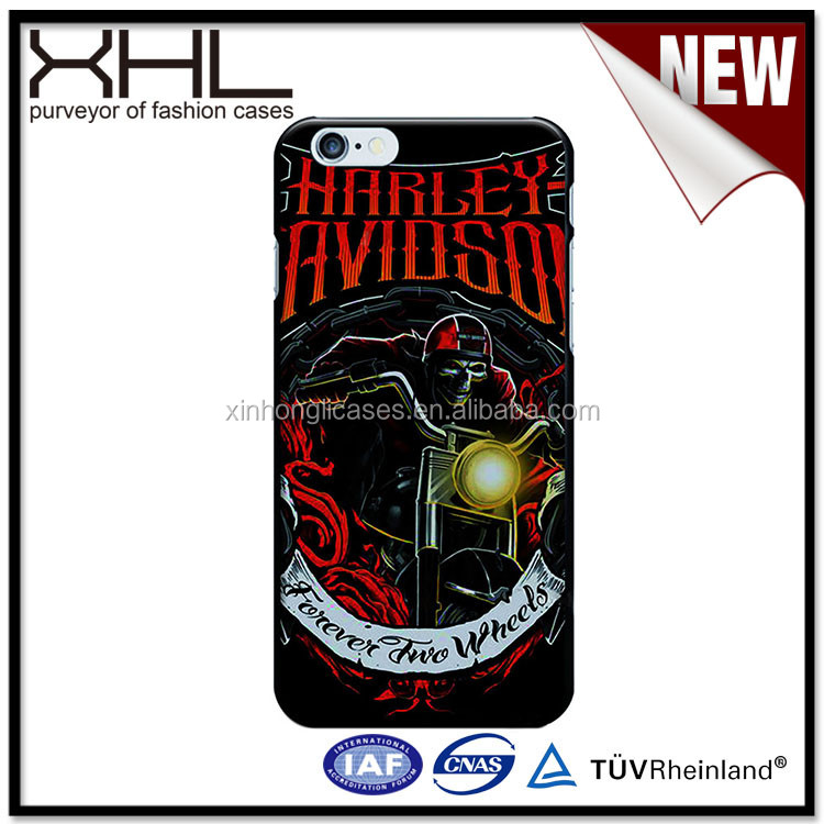 For IPhone7 phone shell TPU mobil for Harley logo shockproof tpu case