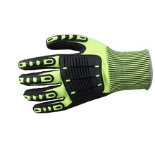 Rubber Industrial Puncture Resistant Gloves