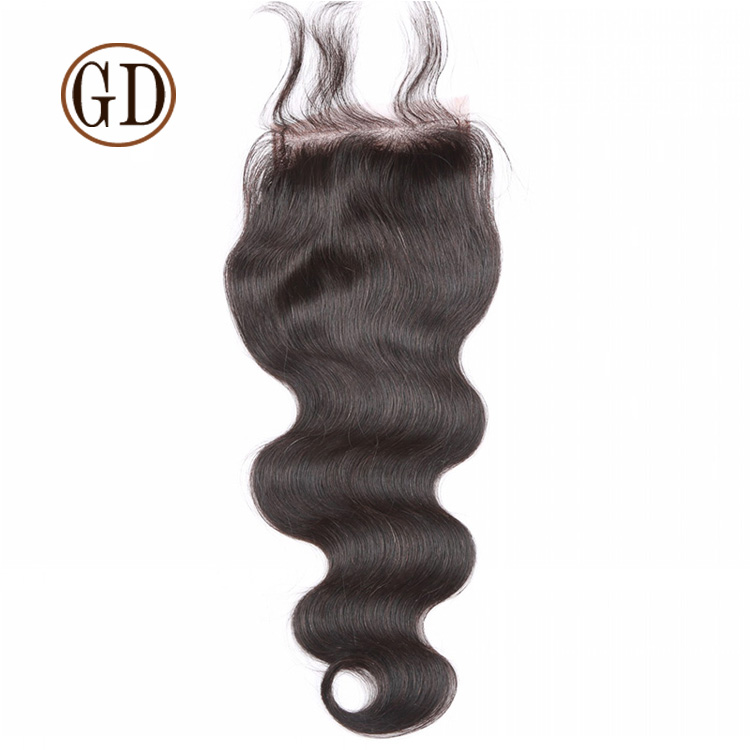 Overnight shipping hair extensions peruvian hair virgin hair bundles with lace closure