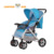 Alibaba china factory supply low price 3 in 1 stroller baby pram tricycle