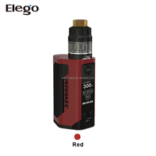 New E Cigarette Kit Products Express Bottom Feeder Mod Wismec Reuleaux RX GEN3 with Gnome TC Kit Wholesale