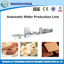 Automatic production wafer snack maker