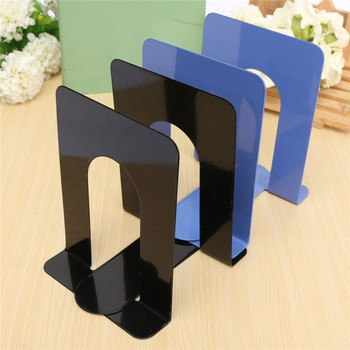 Wholesale Custom Acrylic Officemate Bookend Holder For Home And Book Store