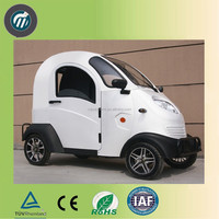 electric rechargeable cars in automobiles/electric car 4kw/2 person electric car