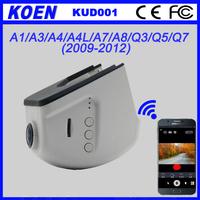 DVR Manufacturer Auto Electronics Special HDMI Hidden Wifi 1080P Dash Cam For audi a3