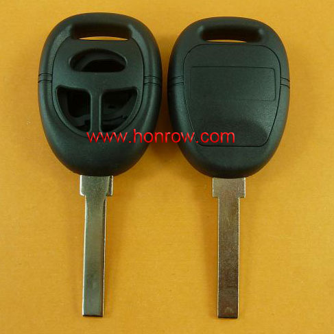 Opel Saab 3 button remote key blank