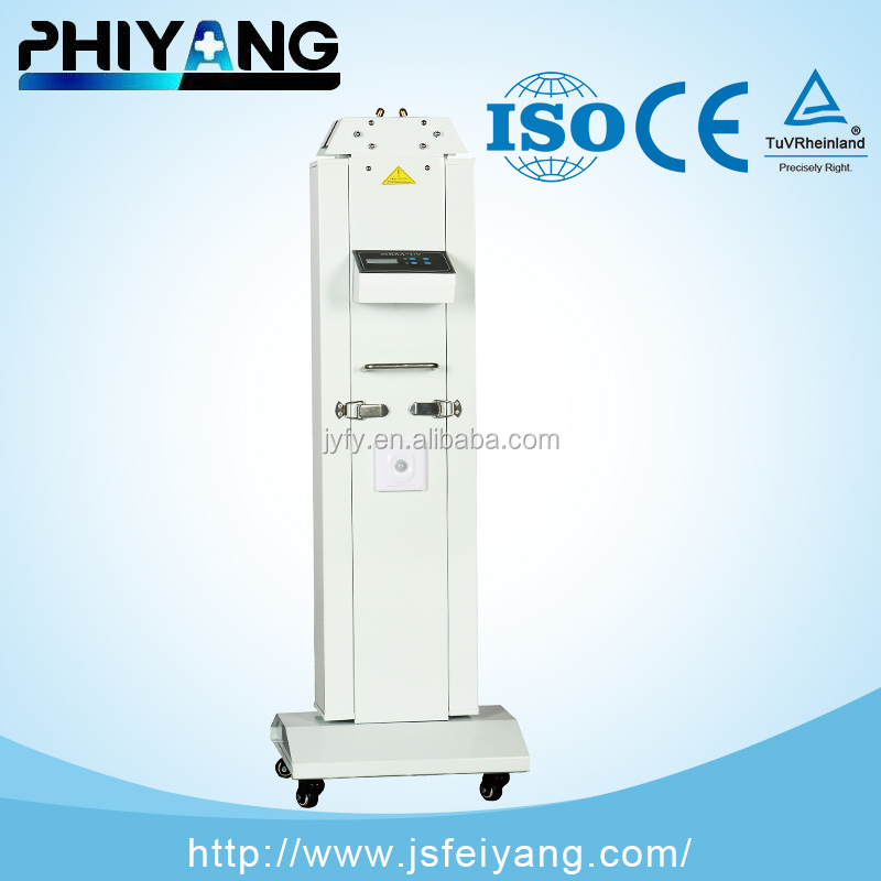 medical product mobile uv air disinfector