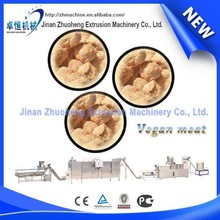 Big Capacity Textured Soya Protein Nuggets Plant/Machine