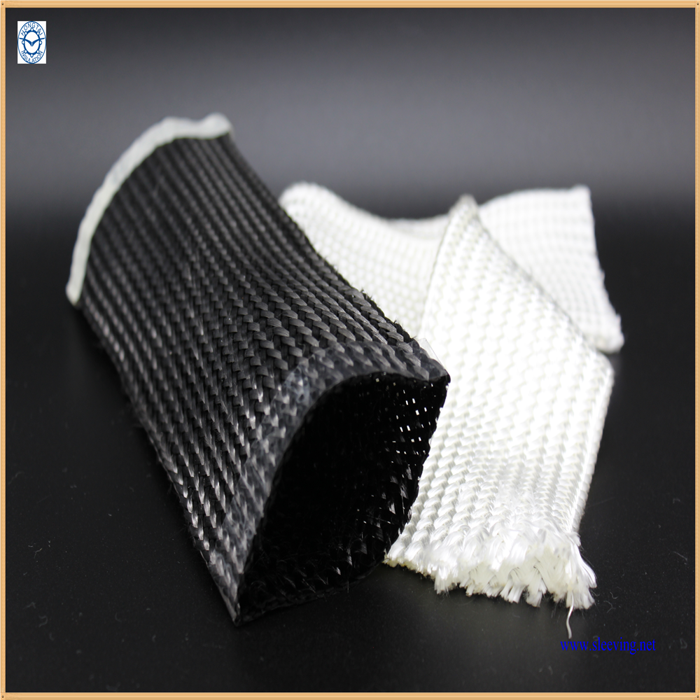 Knited & Braided Fiberglass Sleeving