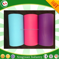 Wholesale plastic film non breathable PE film for baby nappy adult diaper back sheet disposable raw material