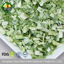 See East natural herbal vegetable freeze dried green onion for instant noodles