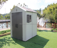 KINYING brand Mobile house garden shed prefab building made in China for sale