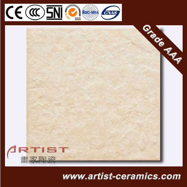 V-Artist Ceramics- light color ceramic glazed floor tiles 40x40 30x30 50x50