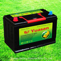 Yuasan Directly Factory Manufacturing Powerful 12V80AH Sealed Lead Acid JIS Car Battery --95D31R-MF(NX120-7)