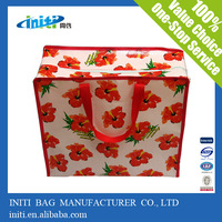 High Quality Recycled China Folding Pp Woven Bag