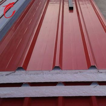 color steel paneling walls sandwich panel specification