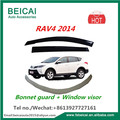 Genuine Type For Toyota Rav4 Clear Bonnet Protector 2012 TO CURRENT GX GXL Cruiser