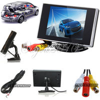 Best Price Top Quiality 3.5 TFT LCD Color Screen Monitor For Car Rear Reverse Rearview Backup Camera
