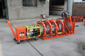 Hydraulic PPR Welding Machine with Four Circles 280-450mm