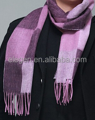 100% Wool All March Long Scarf/ Shawl