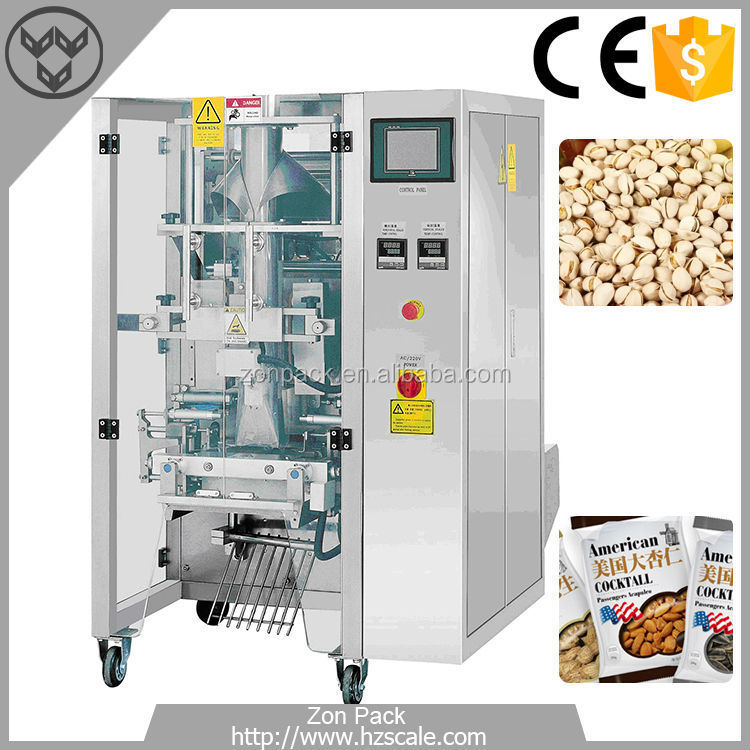 Fast speed China Vegetables Pack Machine