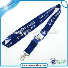 best quality best price neck lanyard usb flash drive wholesale
