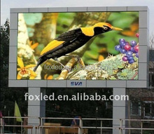 3 years warranty IP 67 outdoor P10 full color tube chip video P10 led display/signs P10 led billboard