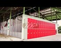 ideal outdoor racecourse locker