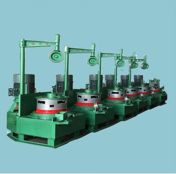 LW-1-6/350 Mesh Wire Drawing Machine