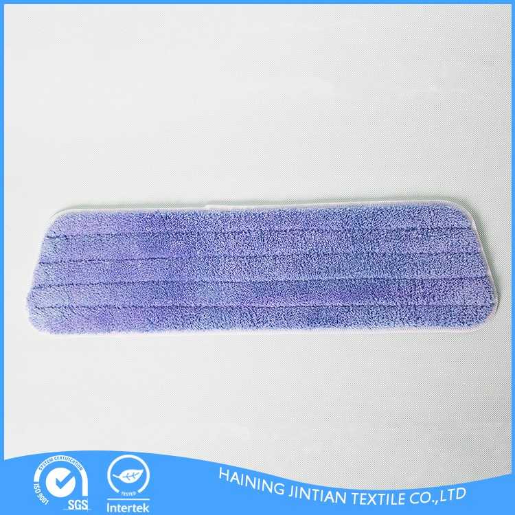 OEM chenille microfiber floor cleaning easy viscose mop replacement head