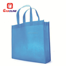 Durable promotional no gusset tote bag