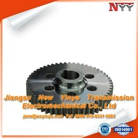 small drive spur gear of transmission parts