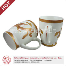 Reasonable Price glazed dragon ceramic espresso cups