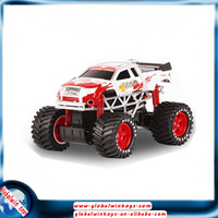 1/10 large scale rc truck 4-ch rc big trucks with tri-band 27MHZ/40MHZ/49MHZ remote-control racing car 2WD rc truck 1778CH