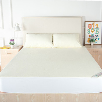 fully fitted terry towel waterproof mattress cover pad protector