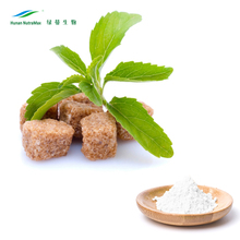 China Supply 100% Pure Stevia Leaf Extract Powder 80% Steviosides, Rebaudioside A 99% with Low Price