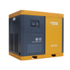 ASME &UL approved low price 75kw 100hp permanent magnet rotary screw air compressor 8 bar 10 bar with MANN filter