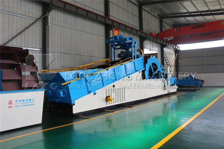 Low price silica sand washing plant supplier