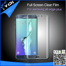 Significantly Reduces Dust, Oil & Fingerprint S6 Edge Screen Protector [Full Screen Coverage] Anti-Bubble - Extreme Clarity
