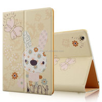 litter flower silicone tablet cases for ipad 4