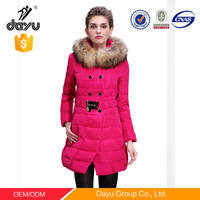 invisible zipper pocket jacket Low-key, luxurious, but with connotation women coat fitted clothings with belt double breasted