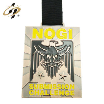 Wholesale craft supplies cheap custom award and souvenir sports metal medal