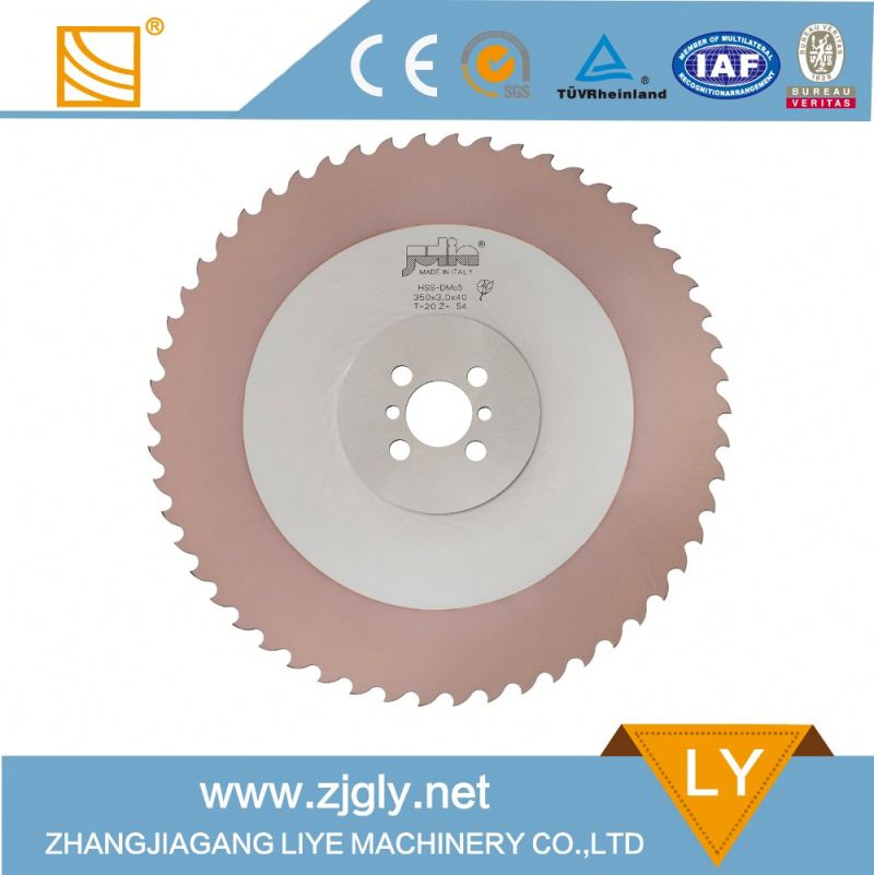 Jul-05 M42 hss cutting stainless steel circular saw blade disc
