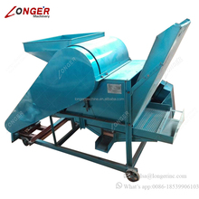 Hot Selling Electric Castor Bean Sheller Castor Seed Shelling Machine Price