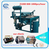 small capacity paper pulp egg tray making production equipment