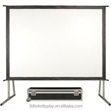SMX Fast Folding Projector Screen/Easy Fold Projection Screen/Folding Projection Screens with Draper Kits