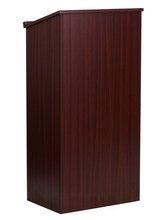 High Quality Modern Church Podium/ Laminate Wood Church Lectern And Podium