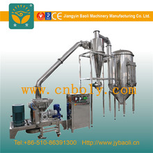 JB model Seaweed Grinding mill for super fine powders with ISO CE