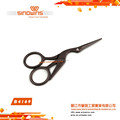 B4169 Super Design and Practical Stainless Steel Beauty Stork Scissors with Titanium Plated